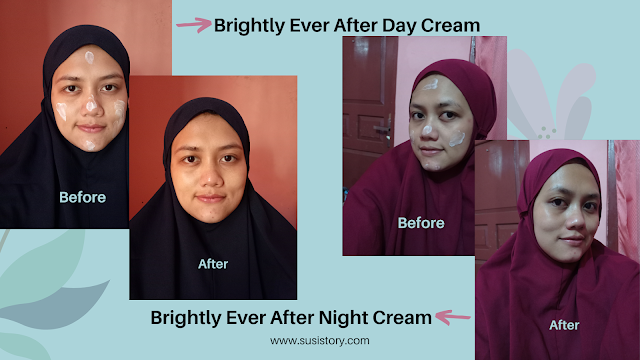 scarlett whitening face care brightly ever after