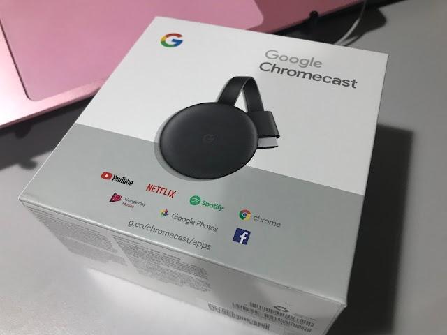 Google Chromecast 開箱介紹:逐步教你設定與使用方法