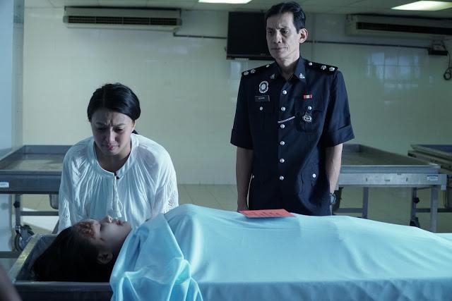 M4M4, Mama, Horror, Thriller, Mama, Nabila Huda, Bella Dowanna, Kodi Rasheed, Eyra Rahman, Movie Review by Rawlins, Rawlins GLAM