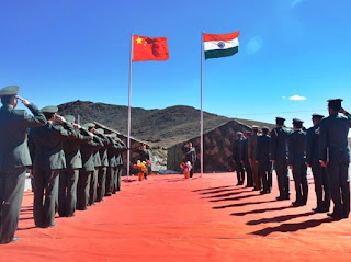 China - India