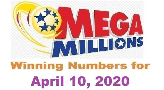 Mega Millions Winning Numbers for Friday, April 10, 2020