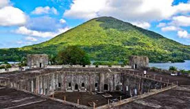 The Historic Island of Banda Neira