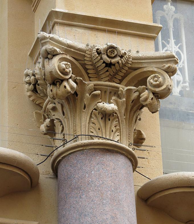 Mengenai Jenis Kolom Komposit Romawi Kuno