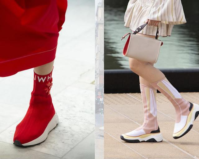 Модная обувь весна-лето 2020 14-1