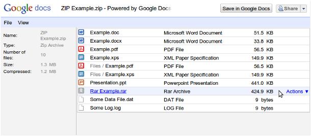 Im Menu Actions Hat Google Die Funktionen Download Ansicht In Docs Speichern Sowie Drucken Untergebracht Welche Angezeigt Werden