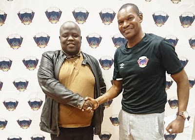 ABSA Premiership Norman Mapeza