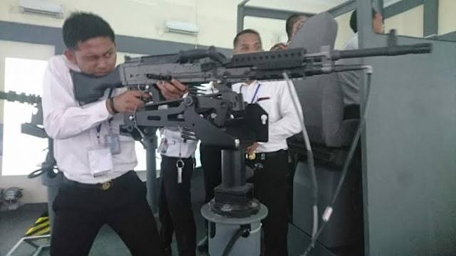 Natuna Memanas Lagi, Bakamla Boleh Beli Senjata Militer