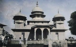 masjid di padang sidempuan