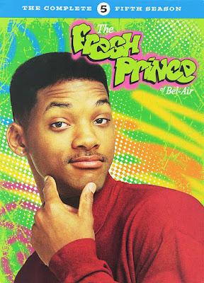 The Fresh Prince of Bel-Air (TV Series) S05 Custom HD Latino 5DVD