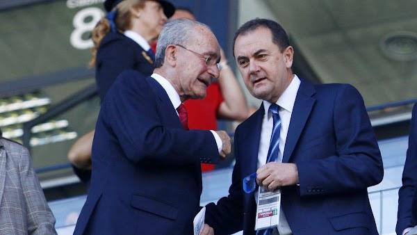 Málaga, el Administrador Judicial reclama ya a BlueBay los 2,65 millones de euros