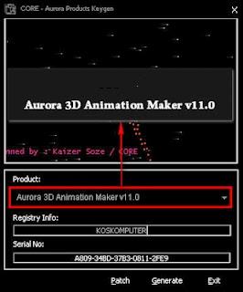 Aurora 3d animation maker торрент скачать.