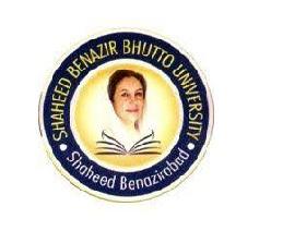 Latest Jobs in  Shaheed Benazir Bhutto University 2021