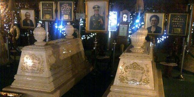 Misteri Dibalik Pemakaman Presiden Soeharto?? Sangat Mengejutkan...