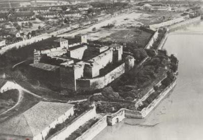 cetatea Vidin - Aeriana