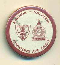 When questioned why Ananda -- Nalanda schools clash went as far as a fight