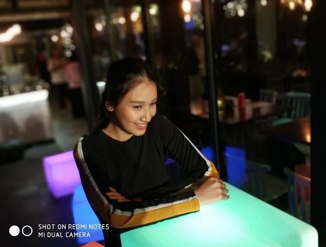 Cara Mengambil gambar Bokeh dengan hp Xiaomi Redmi