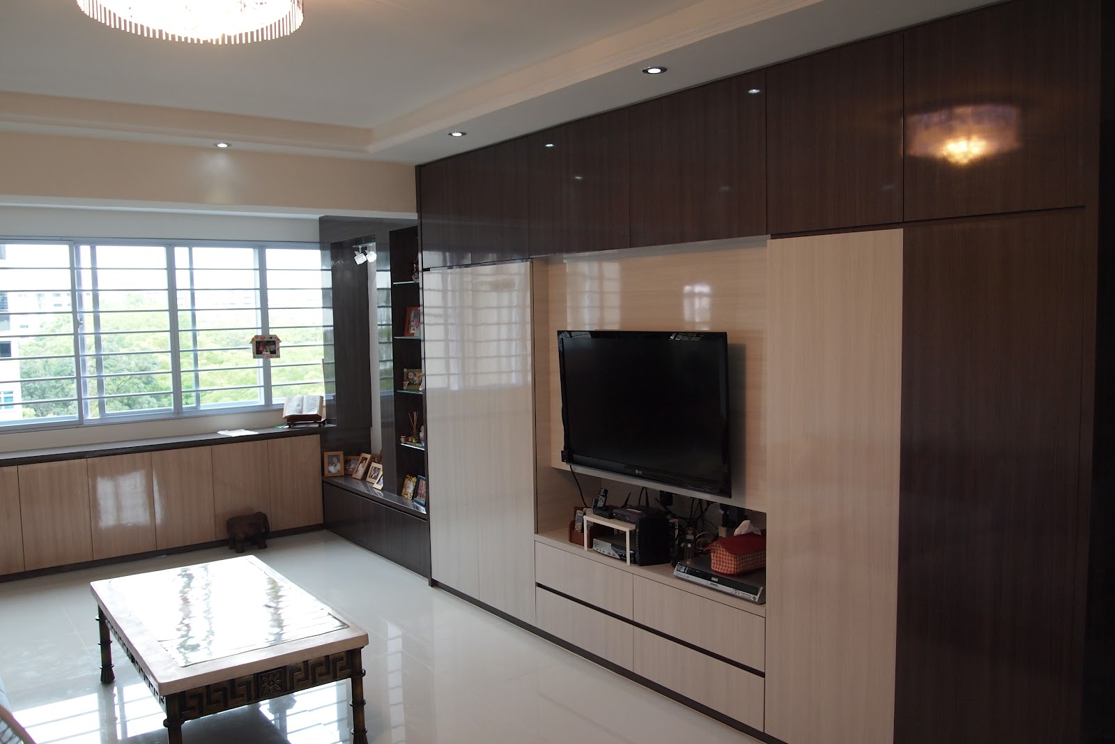 Plaster Ceiling Amp Partition Drywall Singapore Storage Tv