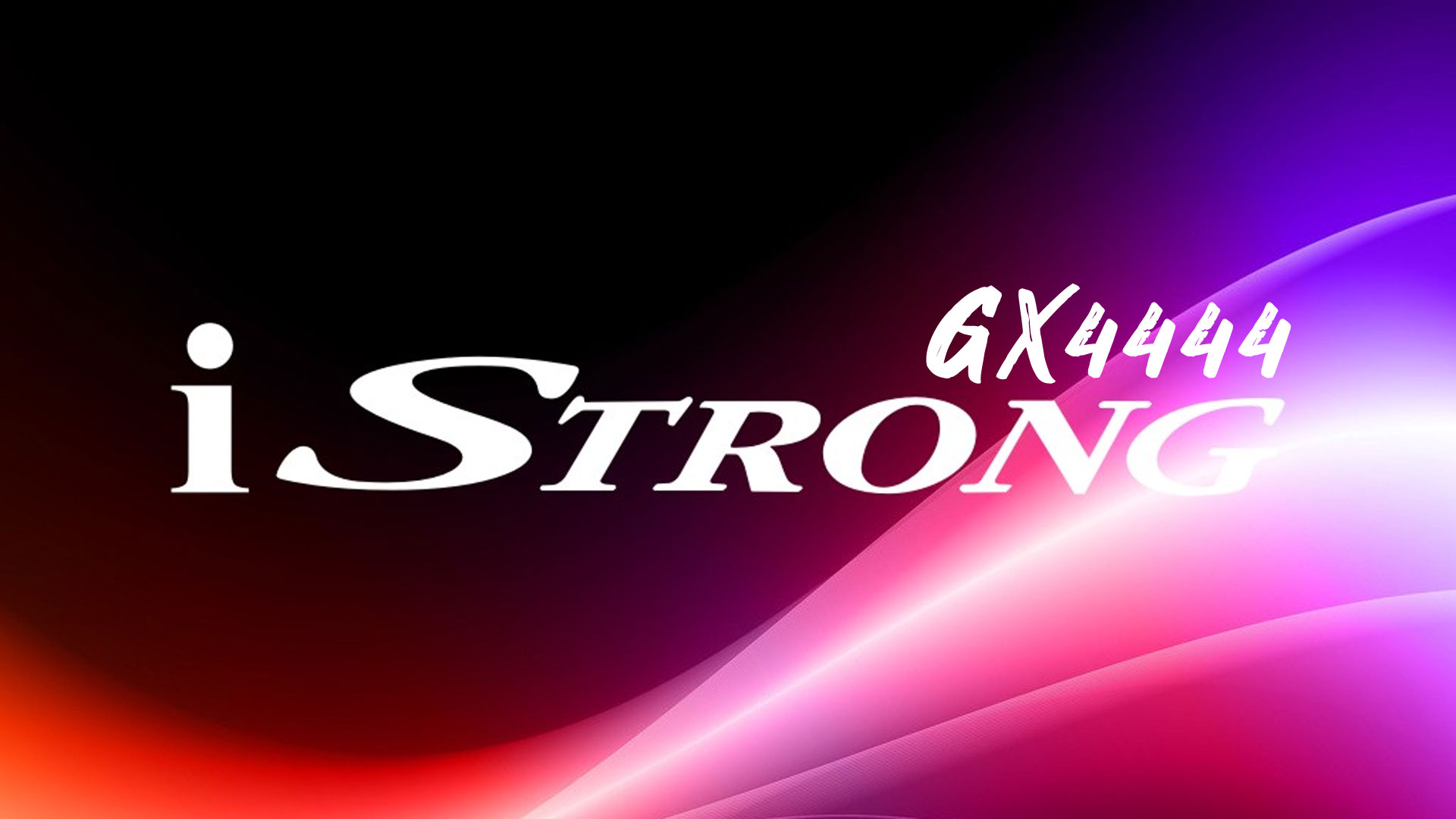 Download Software i Strong GX 4444 HD New Update Firmware Receiver