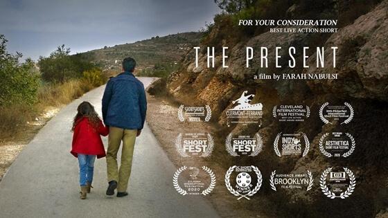 """""""الهدية"""" فيلم فلسطيني قصير يرشح للفوز بجائزة الأوسكار"""