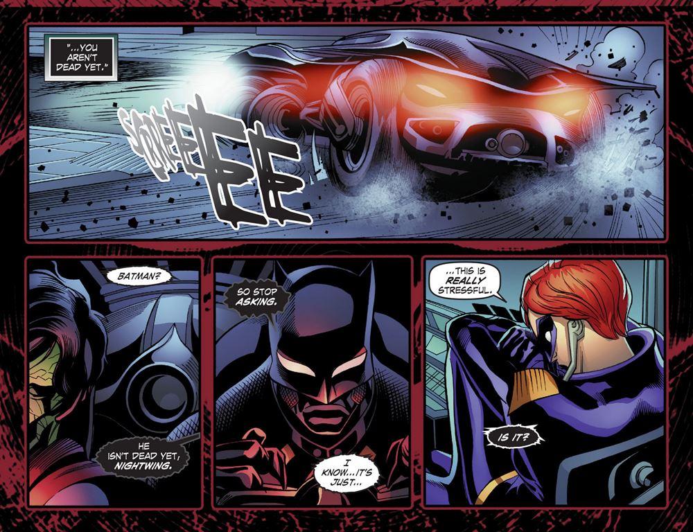 Smallville Season 11 021 2012 Viewcomic Reading Comics