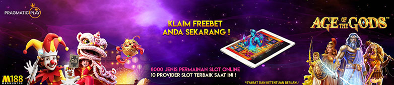 Freebet Slot Online Pragmatic
