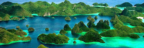 Pantai Tercantik Sepanjang Pulau Papua