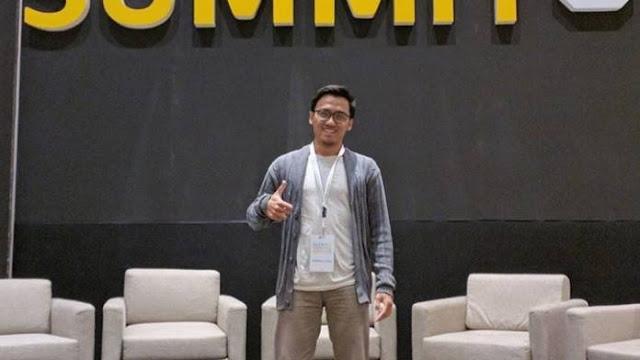 Pebisnis muda Indonesia