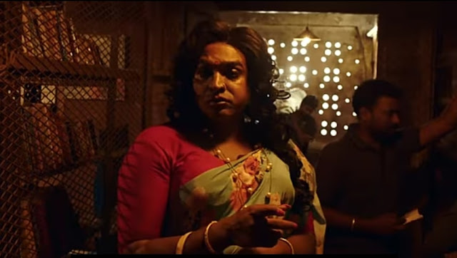 A still from movie Super Deluxe