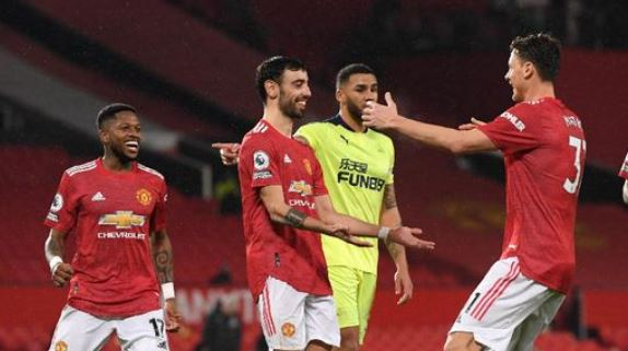 Manchester United vs Newcastle United – Highlights