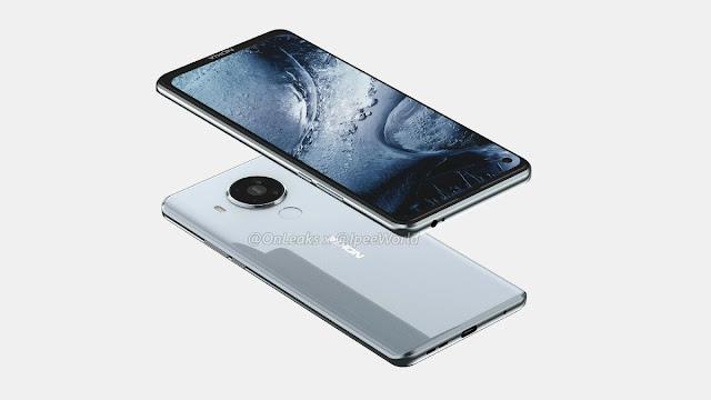 الاعلان عن ثلاثة اصدارات جديدة من Nokia هاتف Nokia 9.3 PureView و Nokia 7.3 5G و Nokia 6.3 5G قبل نهاية 2020 .