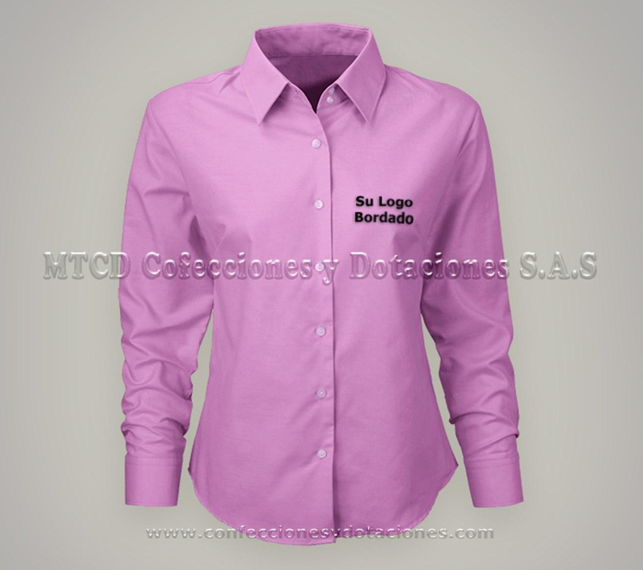 Camisa de dotación para mujer