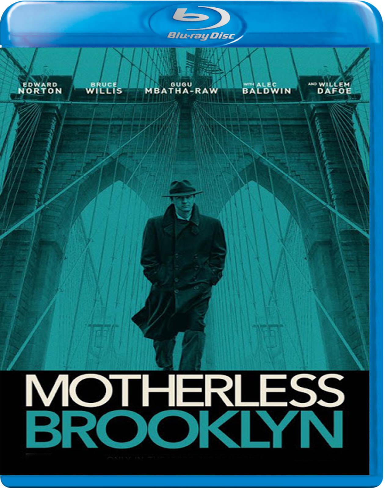 Motherless Brooklyn [2019] [BD50] [Latino]