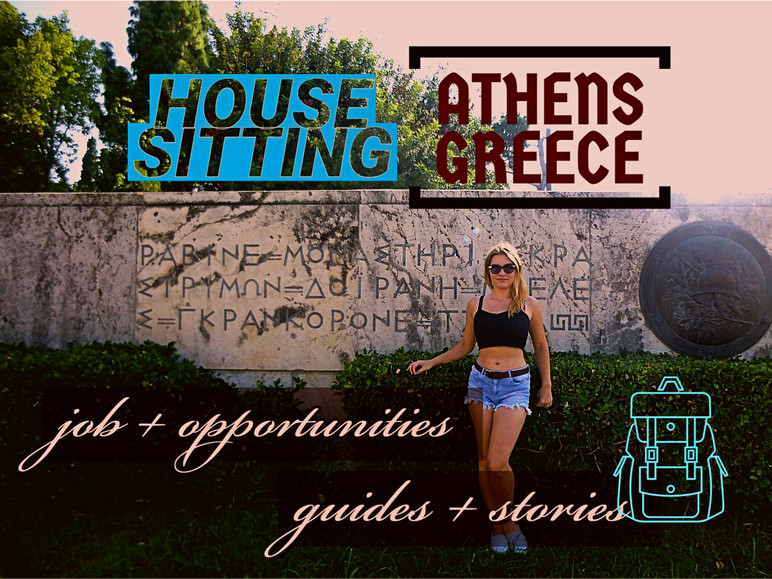 house sitting greece