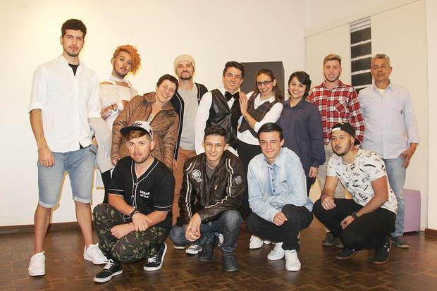 Grupo de dança Urban Style de Canoinhas