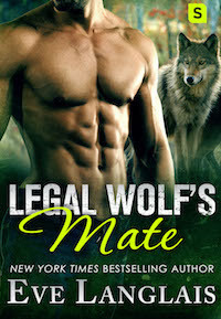 Legal Wolf's Mate by Eve Langlais