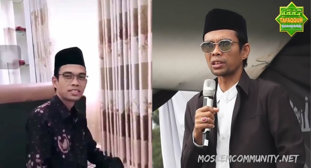 Bilang Sendiri Ustadz Abdul Somad Ngaku Mirip Wakil Presiden [VIDEO]