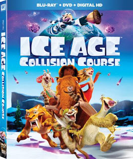 Download Film Ice Age 5: Collision Course (2016) BluRay Subtitle Indonesia
