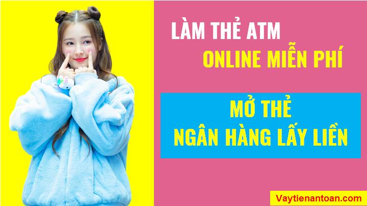 mở tài khoản ngân hàng online