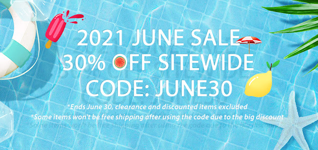 Grab 30%OFF sitewide on Sourcemore 2021 June Sale!