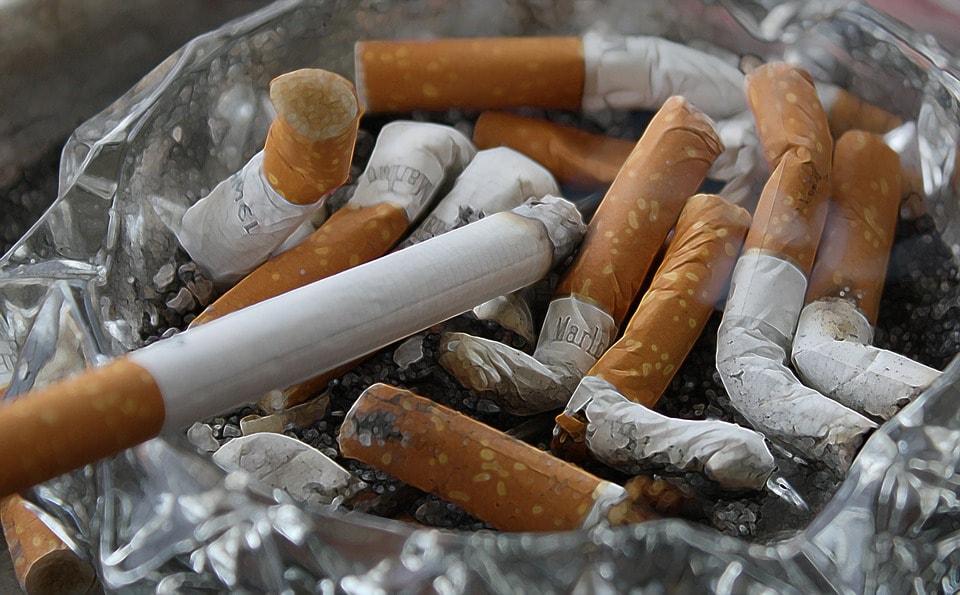 szkodliwosć palenia papierosów