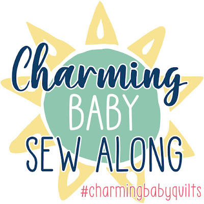 Charming Baby Sew Along with the Fat Quarter Shop - found on A Bright Corner blog