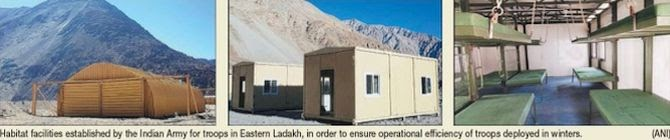 Army Completes 5-Yr LAC Infra Projects In One Year