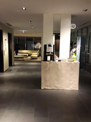 Hotel Lobby at Hotel Ibis Styles Kyoto Station