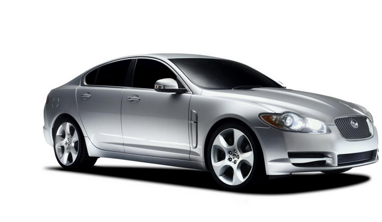 Automotive: Jaguar Xf