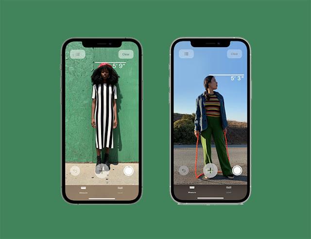 Ini Caranya Mengukur Tinggi Badan Menggunakan LiDAR Scanner iPhone 12 Pro