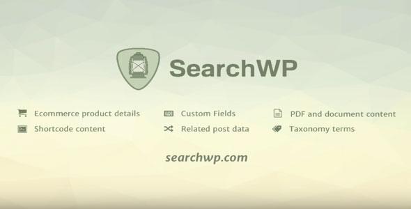 SearchWP WordPress Plugin v4.1.17 + Addons