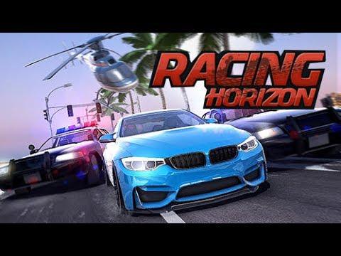 Racing Horizon Sonsuz Yarış v1.1.3 Para Hileli Apk Mod İndir