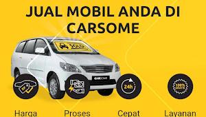 Carsome Indonesia Jual Mobil Lebih Mudah, Harga Penawaran Terbaik, Transparan, dan Gratis Tanpa Biaya Layanan