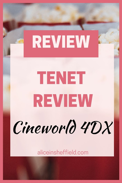 Cineworld 4DX Review