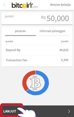 Fee dan deposit